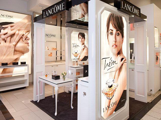 L'Oréal - Lancôme Kiosk