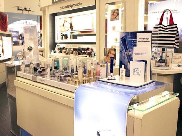 L'Oréal - Lancôme Custom Display