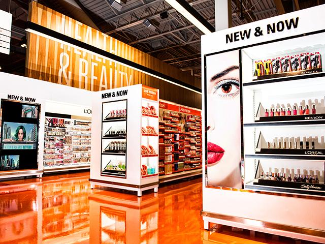 Loblaws - Cosmetics Department